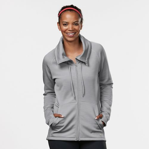 Womens R-Gear Pure-n-Simple Casual Jackets - Dove Grey L