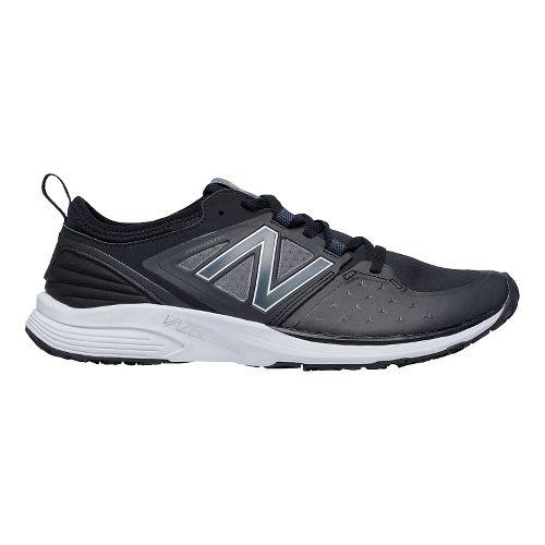 Mens New Balance Vazee Quick Cross Training Shoe - Black/White 8