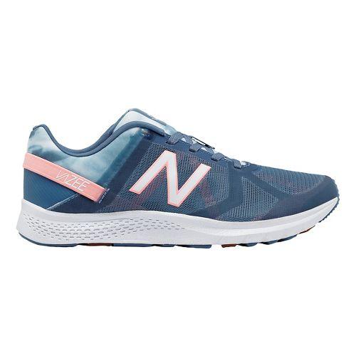 Womens New Balance Vazee Transform Cross Training Shoe - Blue/Pink 10.5