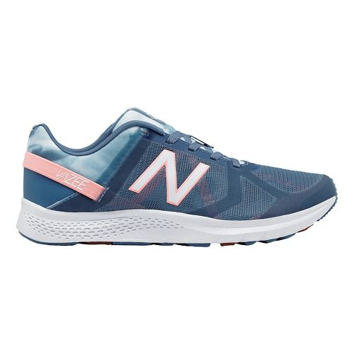 Womens New Balance Vazee Transform Cross Training Shoe - Blue/Pink 7