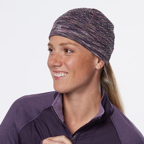 Womens R-Gear Set the Stage Reversible Beanie Headwear - Let's Jam/Black Dot S/M