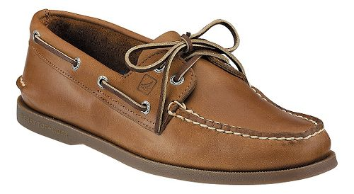 Mens Sperry Authentic Original 2-Eye Casual Shoe - Sahara 10