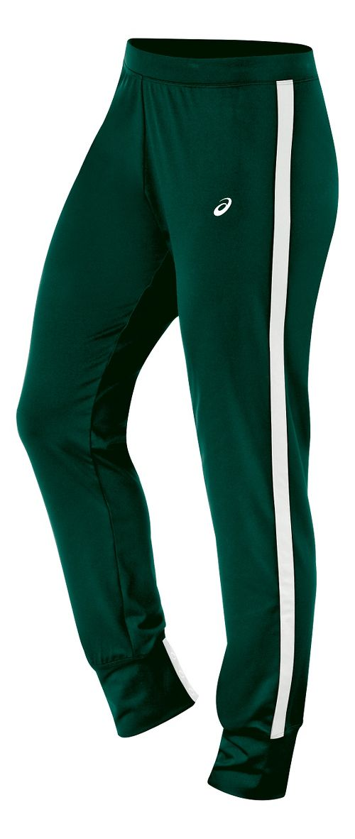 ASICS Girls Jr Lani Pants - Forest/White YL