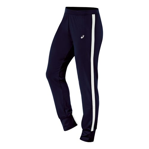 ASICS Girls JR Lani Pants - Navy/White YXL