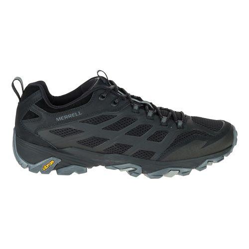 Mens Merrell Moab FST Hiking Shoe - Noire 7.5