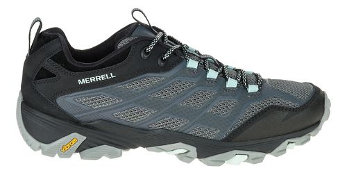 Womens Merrell Moab FST Hiking Shoe - Grey 10.5