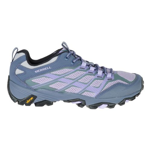 Womens Merrell Moab FST Hiking Shoe - Folkstone 10.5