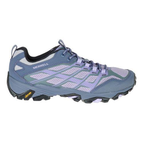 Womens Merrell Moab FST Hiking Shoe - Folkstone 6.5