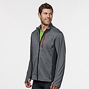 Mens R-Gear Chill Out Rain Jackets - Heather Charcoal L