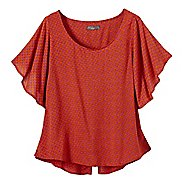 Womens Prana Emmi Short Sleeve Non-Technical Tops