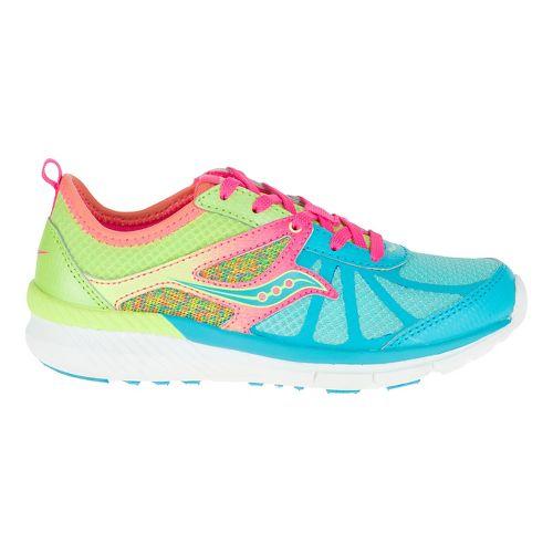 Kids Saucony Volt Running Shoe - Multi 10.5C