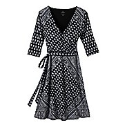 Womens Prana Belladonna LS Dresses