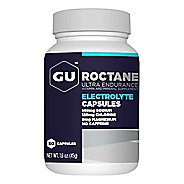 GU Roctane Electrolyte Capsules 50 count Bottle Supplement