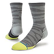 Mens Stance Fusion Run Bandit Too Crew Socks