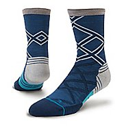 Mens Stance Fusion Run Endeavor Crew Socks
