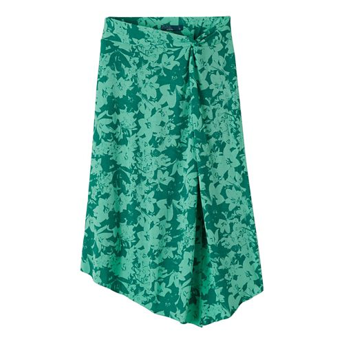 Womens Prana Jessalyn Fitness Skirts - Light Jade M
