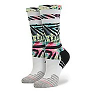 Womens Stance Fusion Athletic Pro Crew Socks