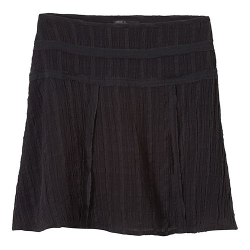 Womens Prana Erin Fitness Skirts - Black OS