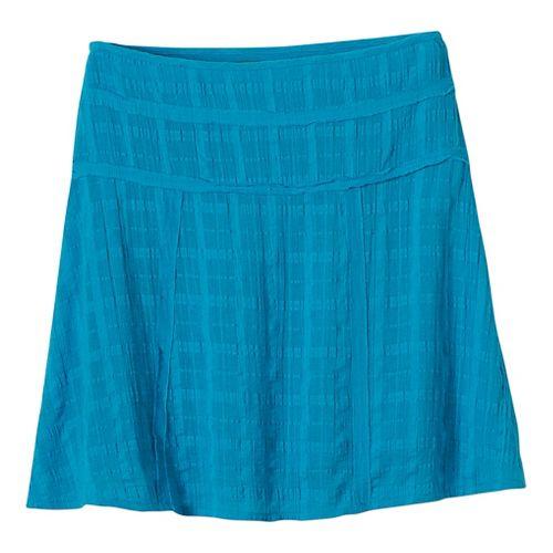 Womens Prana Erin Fitness Skirts - Cove 2