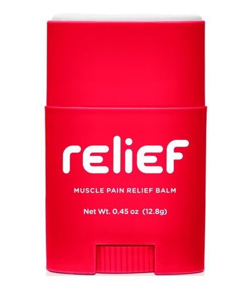 Body Glide Relief .45 ounces Skin Care - Red