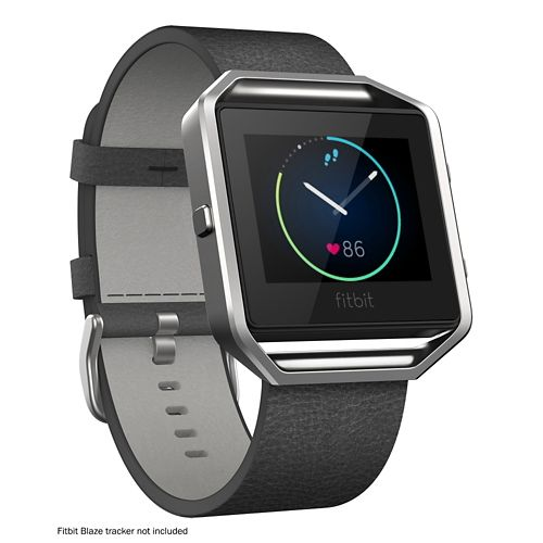Fitbit�Blaze Luxe Leather Watch Band