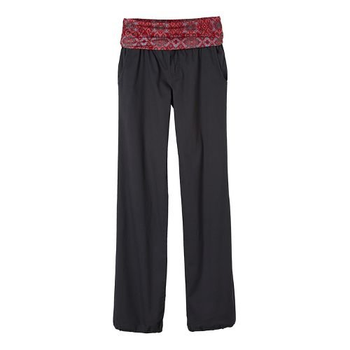 Womens prAna Sidra Pants - Grey S