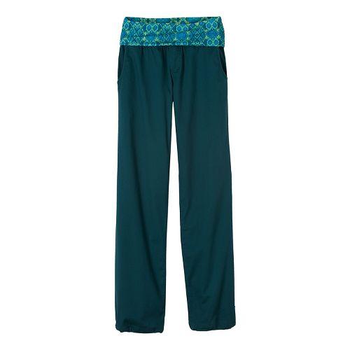 Womens prAna Sidra Pants - Green XL