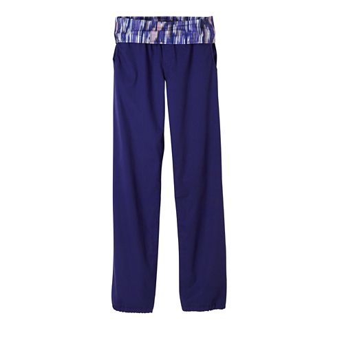 Womens prAna Sidra Pants - Indigo XS