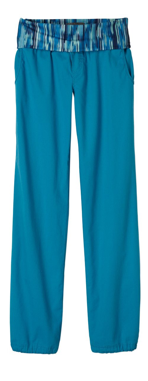 Womens prAna Sidra Pants - Cove M