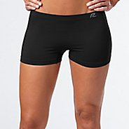 Womens R-Gear Undercover Seamless Boy Short Underwear Bottoms - Black M