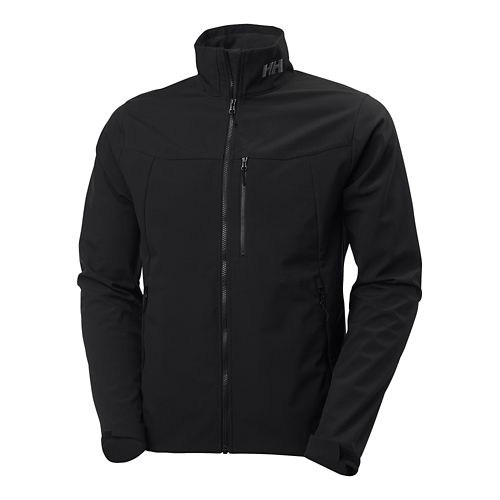 Mens Helly Hansen Paramount Softshell Cold Weather Jackets - Black 4X