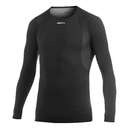 Men's Craft Active Extreme Concept Piece Long Sleeve Technical Top - White S
