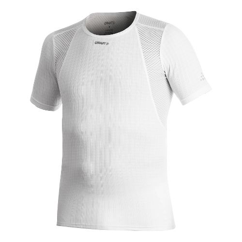 Men's Craft Active Extreme Concept Piece Short Sleeve Technical Top - White XS