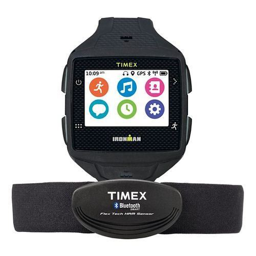 Timex Ironman ONE GPS+ with HRM - Black/Grey