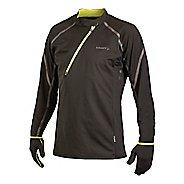 Men's Craft ER Wind Jersey Long Sleeve Half Zip Technical Top