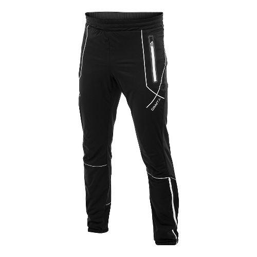 Men's Craft PXC High Function Full Length Pants - Black XS