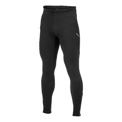 Men's Craft PR Thermal Full Length Tights - Black XS