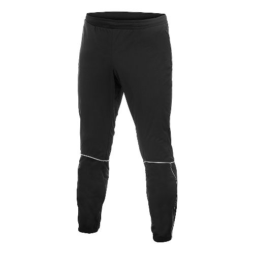 Men's Craft PR Wind Full Length Pants - Black XS