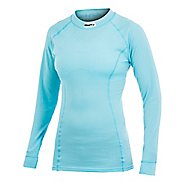 Women's Craft Active Crewneck Long Sleeve No Zip Technical Top
