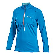 Women's Craft PR Thermal Wind Long Sleeve Half Zip Technical Top