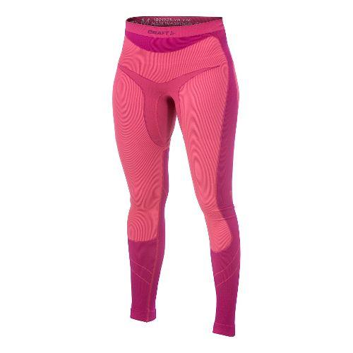 Women's Craft Warm Underpant Full Length Underwear Bottoms - Bordeaux S