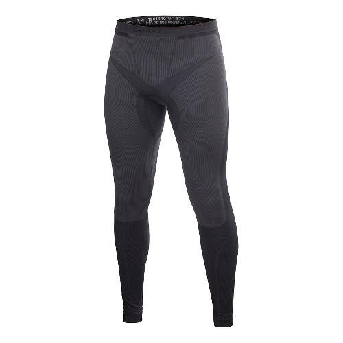 Men's Craft Warm Underpants Full Length Underwear Bottoms - Black L