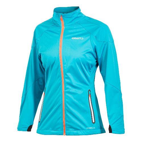Women's Craft PXC Light Softshell Lightweight Jackets - Azur XXL