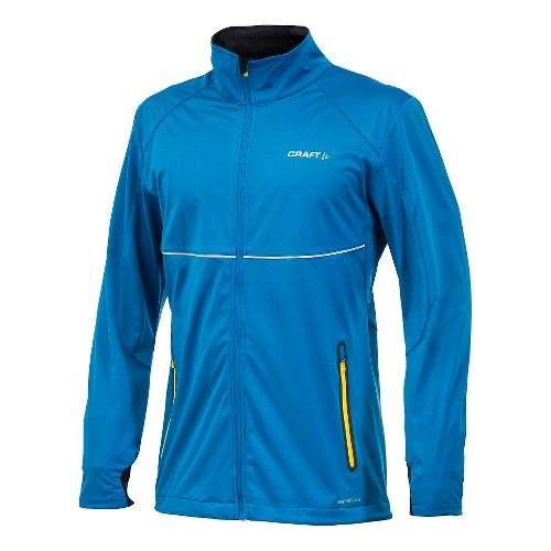 Men's Craft PXC Softshell Lightweight Jackets - Galaxy XL