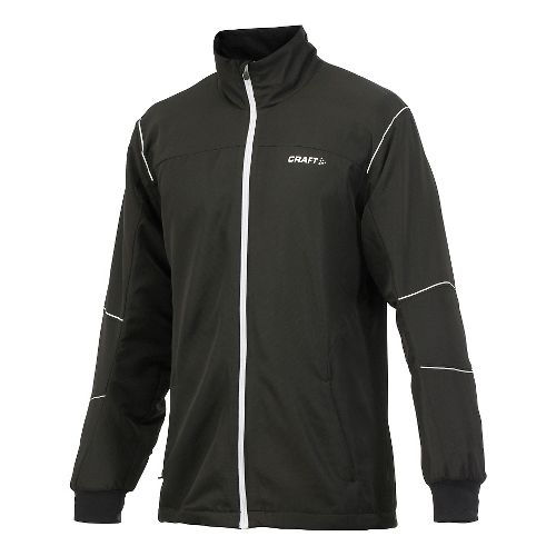 Men's Craft Touring Outerwear Jackets - Black XL