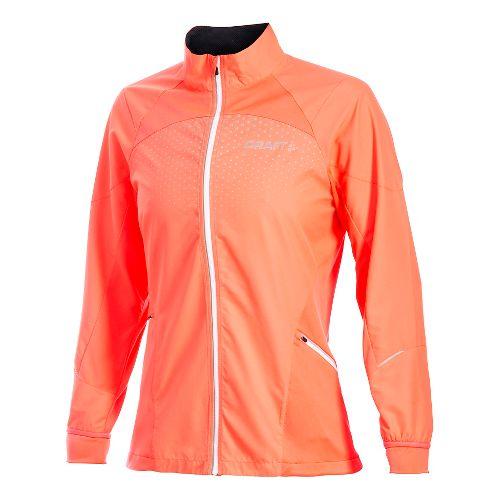 Women's Craft PR Brilliant Light Outerwear Jackets - Shock S