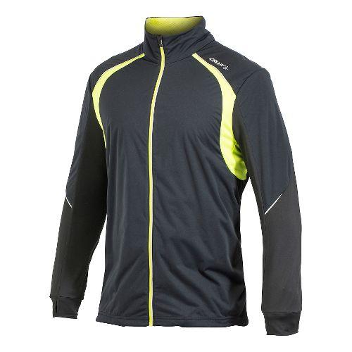 Men's Craft PR WP Stretch Outerwear Jackets - Black/Scream S