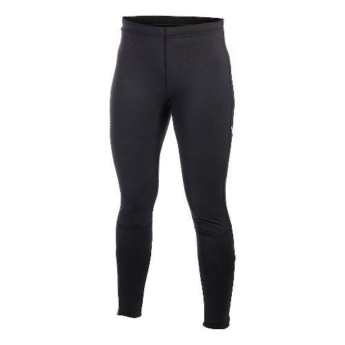 Women's Craft PR Thermal Full Length Tights - Black/Aquamarine XS