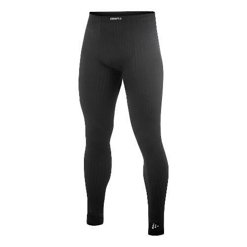 Men's Craft Active Extreme Underpants Full Length Underwear Bottoms - Black XL