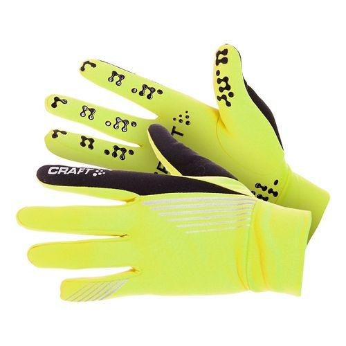 Craft Brilliant Thermal Grip Glove Handwear - Shock M